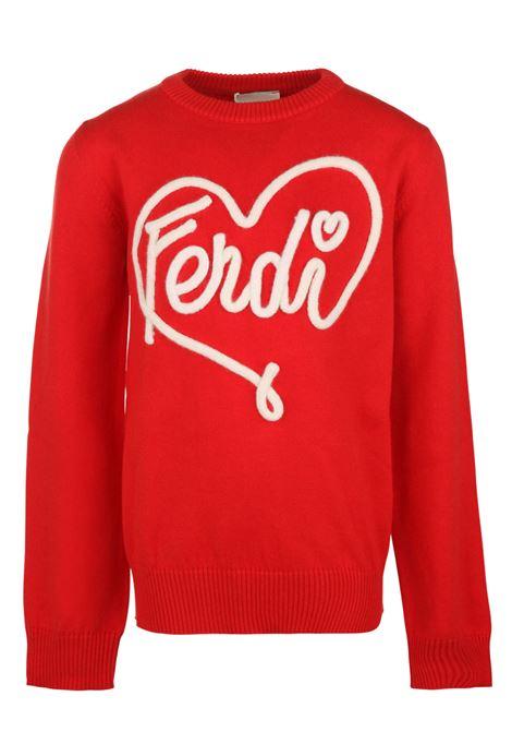 Fendi Kids sweater Fendi Kids | 7 | JFG043A3TEF0TG4