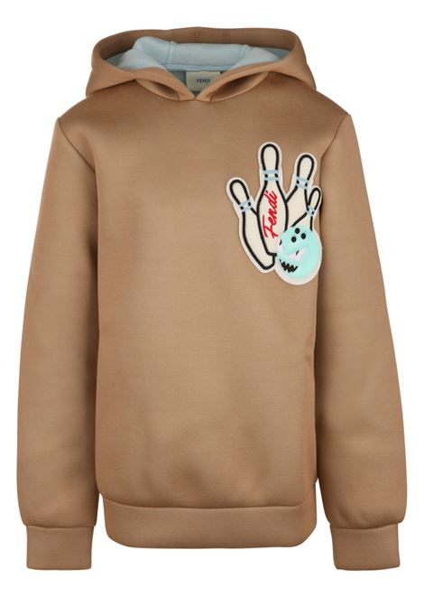 Fendi Kids sweatshirt Fendi Kids | -108764232 | JMH0824AAF0QB2