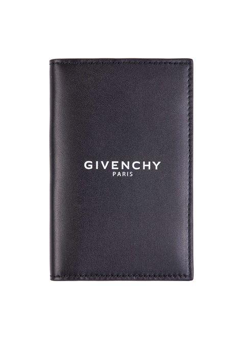Porta carte Givenchy Givenchy | 633217857 | BK600BK0AC001