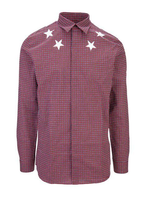 Givenchy shirt Givenchy | -1043906350 | BM605W10WT601