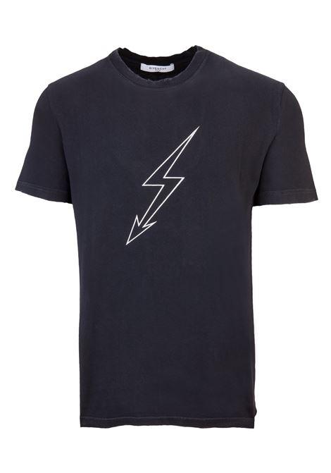 Givenchy t-shirt Givenchy   8   BM70HB307F001