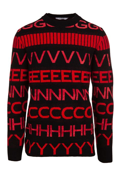 Givenchy sweater Givenchy | 7 | BM904Z4Y1G009