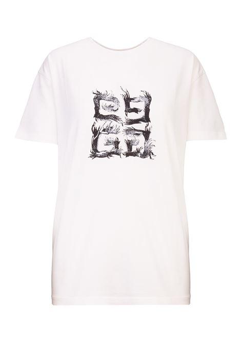 Givenchy t-shirt Givenchy | 8 | BW704R3Z0Z130