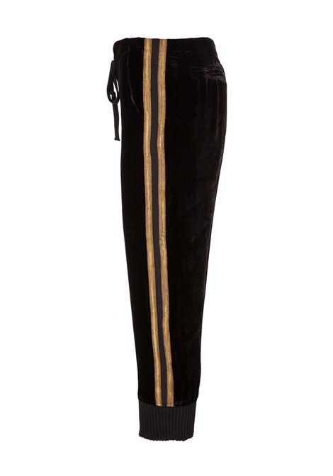 Greg Lauren trousers Greg Lauren | 1672492985 | GLFW18W206BLACK