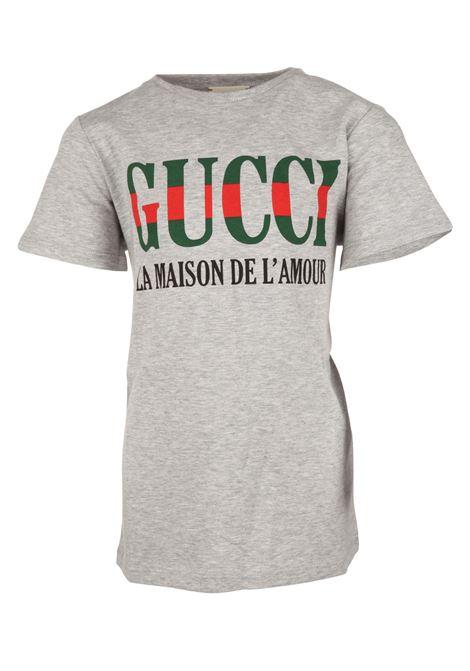 T-shirt Gucci Junior Gucci Junior | 8 | 526775X3O741676