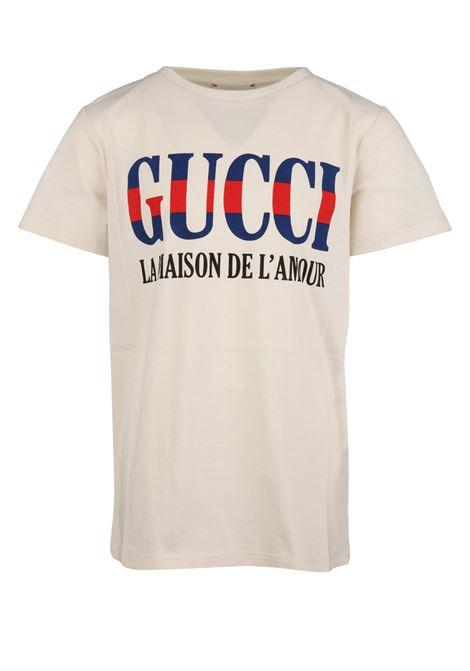 T-shirt Gucci Junior Gucci Junior | 8 | 526775X3O749520