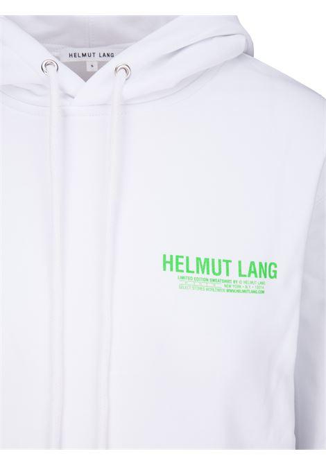 Felpa Helmut lang