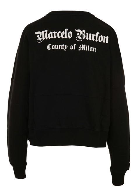 Felpa MArcelo Burlon