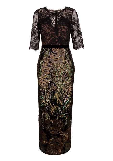 Marchesa Notte dress Marchesa Notte | 11 | N22GO594BLACK