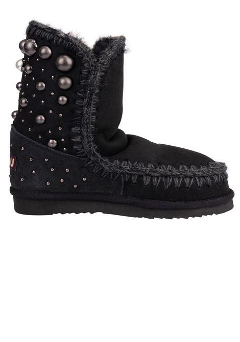 Eskimo boots Mou | -679272302 | ESKI24BACKSTBK