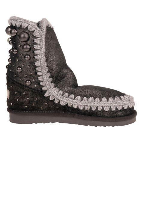 Mou boots Mou | -679272302 | ESKI24BACKSTDUBLACK