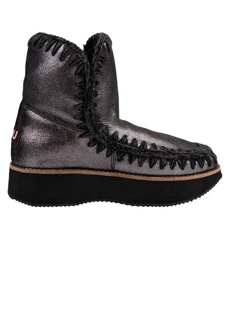 Mou boots Mou | -679272302 | RUNESKI18MGBLK