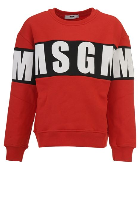MSGM Junior sweatshirt MSGM Junior | -108764232 | 016009040