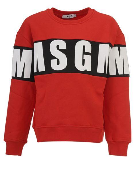 Felpa MSGM Junior MSGM Junior | -108764232 | 016009040