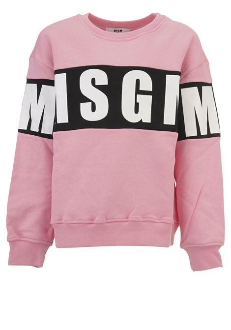 Felpa MSGM Junior MSGM Junior | -108764232 | 016009042