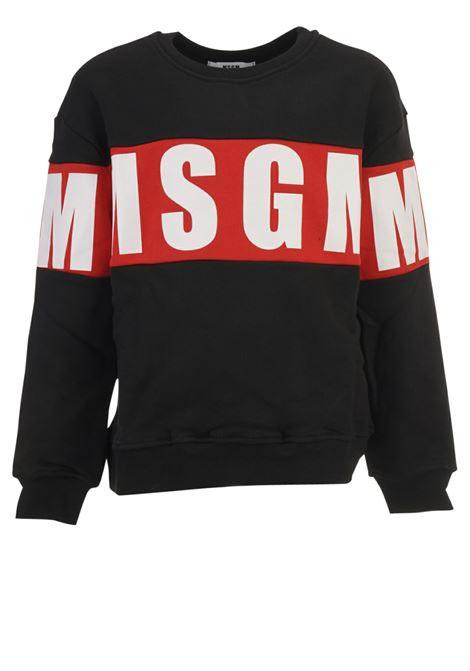 Felpa MSGM Junior MSGM Junior | -108764232 | 016009110