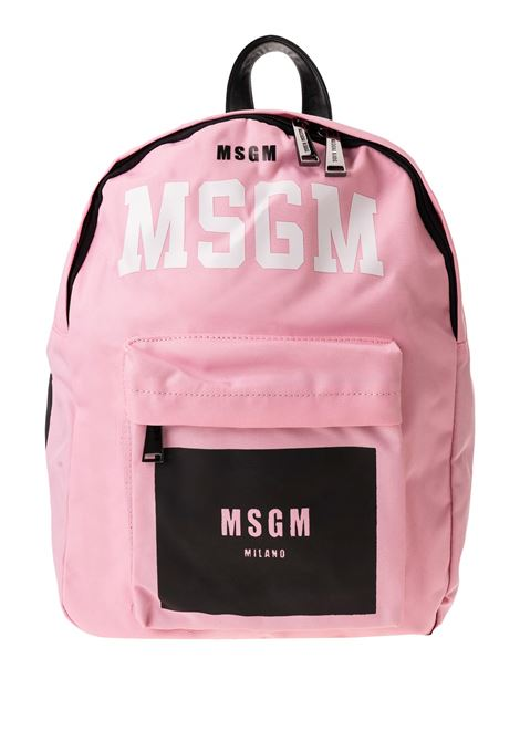MSGM Junior backpack MSGM Junior | 1786786253 | 016276042