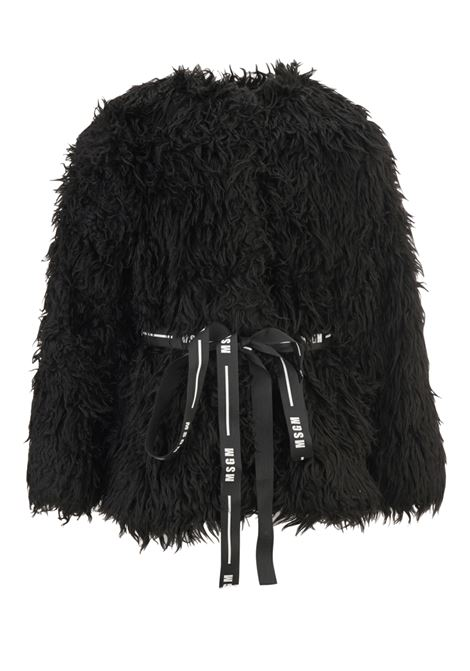 MSGM Junior fur coat MSGM Junior | 41 | 016371110