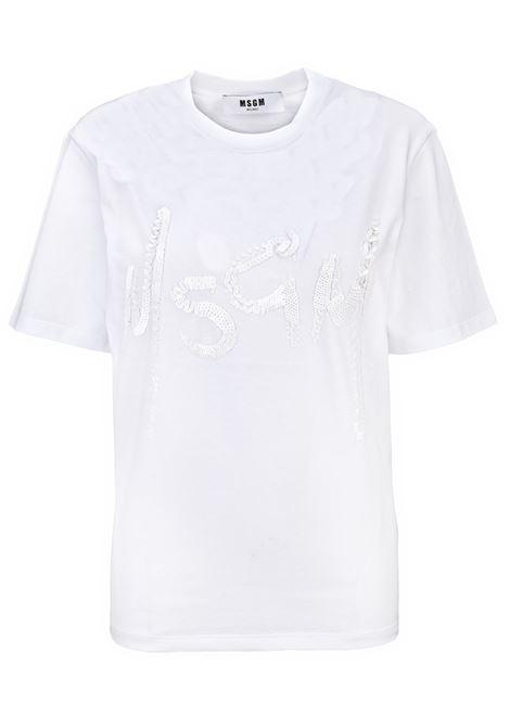 T-shirt MSGM MSGM | 8 | 2541MDM87X18479801