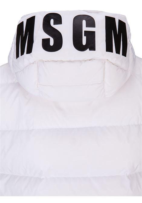 Giubbino MSGM