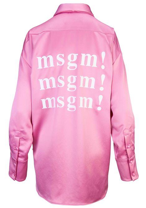 MSGM shirt MSGM | -1043906350 | 2542MDE103X18461412