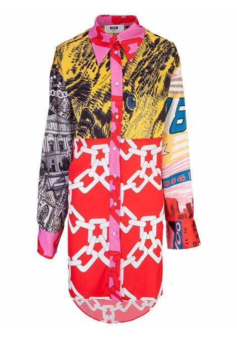 MSGM dress MSGM | 11 | 2542MDE121A18485301
