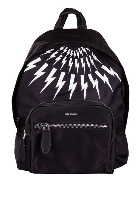 Neil Barrett Kids backpack Neil Barrett kids | 1786786253 | 016163110
