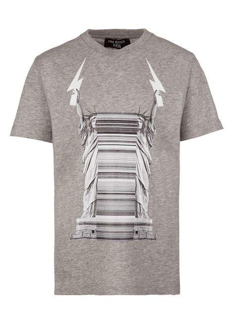 Neil Barrett Kids t-shirt Neil Barrett kids | 8 | 016171101