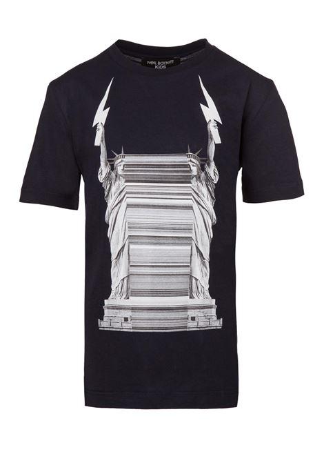 Neil Barret Kids t-shirt Neil Barrett kids | 8 | 016171160