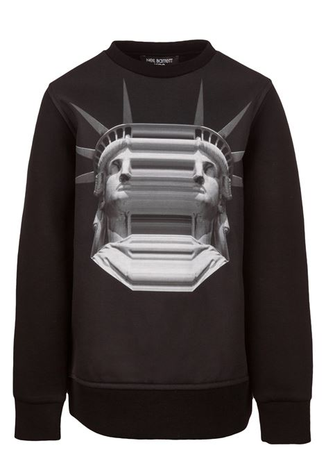 Neil Barrett Kids sweatshirt Neil Barrett kids | -108764232 | 016172110