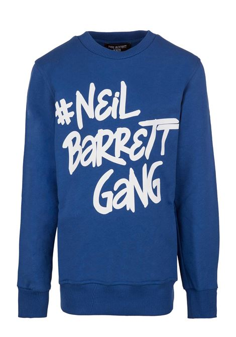Felpa Neil Barrett Kids Neil Barrett kids | -108764232 | 016235060
