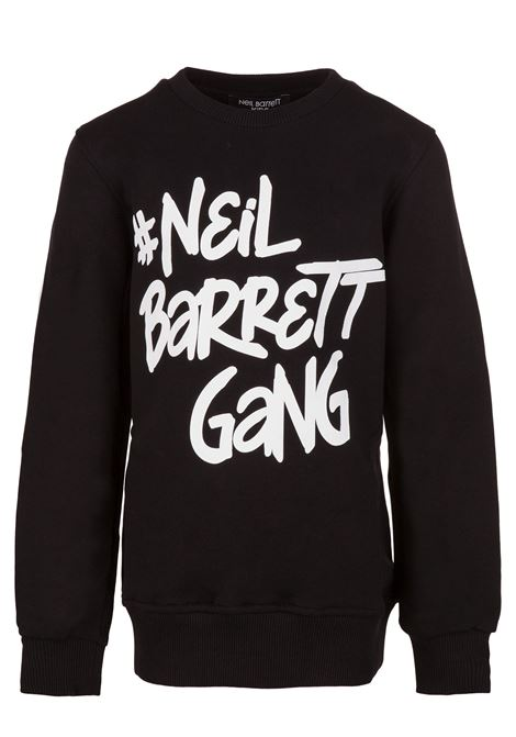 Neil Barrett Kids sweatshirt Neil Barrett kids | -108764232 | 016235110