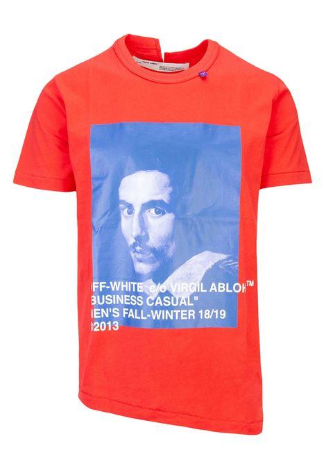 T-shirt Off-White Off-White | 8 | AA032F181850112030