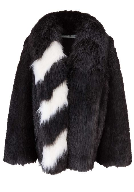 Off-White Fur Off-White | 41 | EA086E182370511000