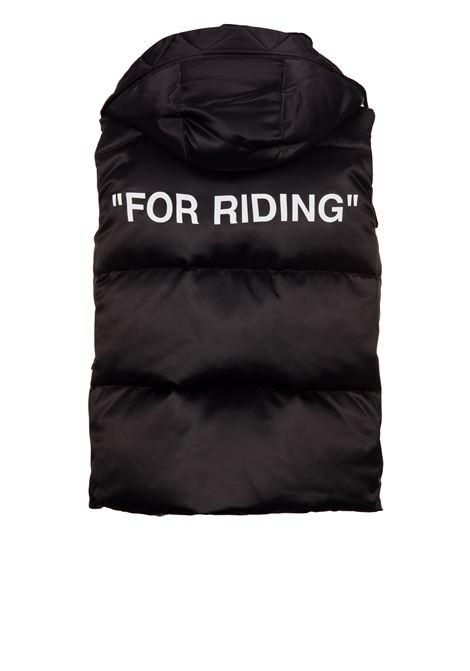 Off-White down jacket Off-White | 335 | EA154F18A390721001