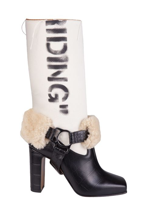 Off-White boots Off-White | -679272302 | IA130F18B840851010