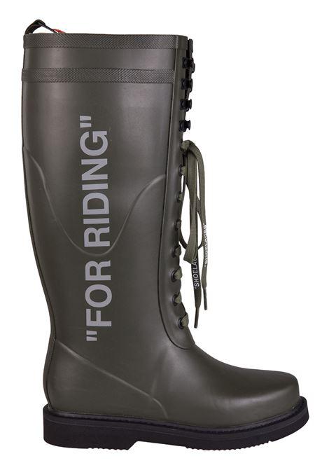 Off-White boots Off-White | -679272302 | IA133F18B820854210