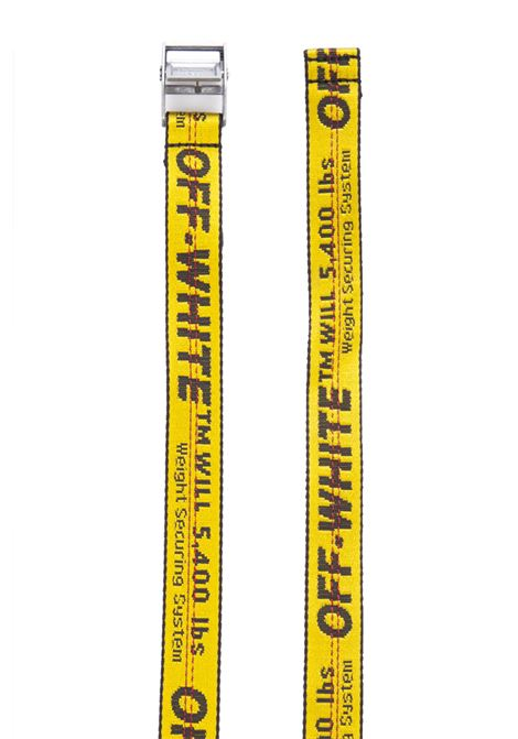 Cintura Off-White Off-White | 1218053011 | RB012F186470046000