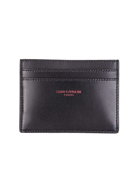 Porta Carte Saint Laurent Saint Laurent | 633217857 | 3759460SX4U1091