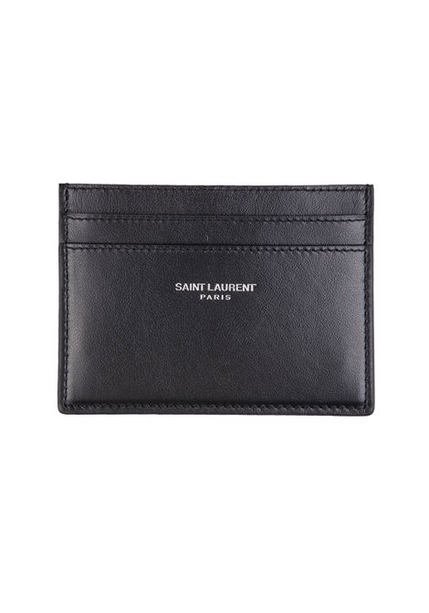 Porta carte Saint Laurent Saint Laurent | 633217857 | 3759460VG5E1014