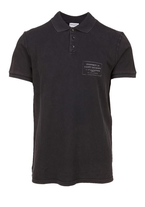 Saint Laurent polo shirt Saint Laurent | 2 | 503626YB2OJ1064