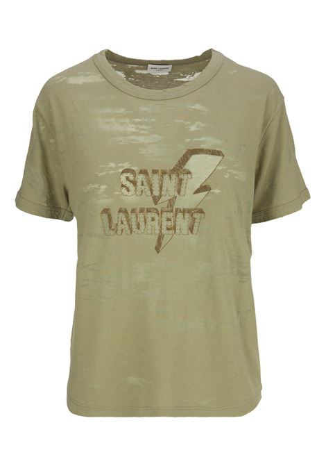 T-shirt Saint Laurent Saint Laurent | 8 | 510086YB2PJ2072