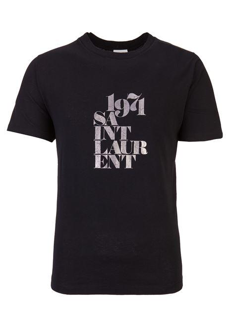 Saint Laurent T-shirt Saint Laurent | 8 | 529629YB2VM1081