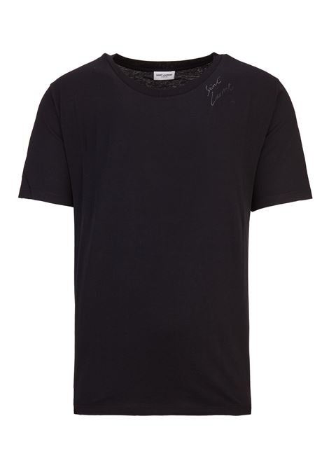 T-shirt Saint Laurent Saint Laurent | 8 | 533416YB2WS1001