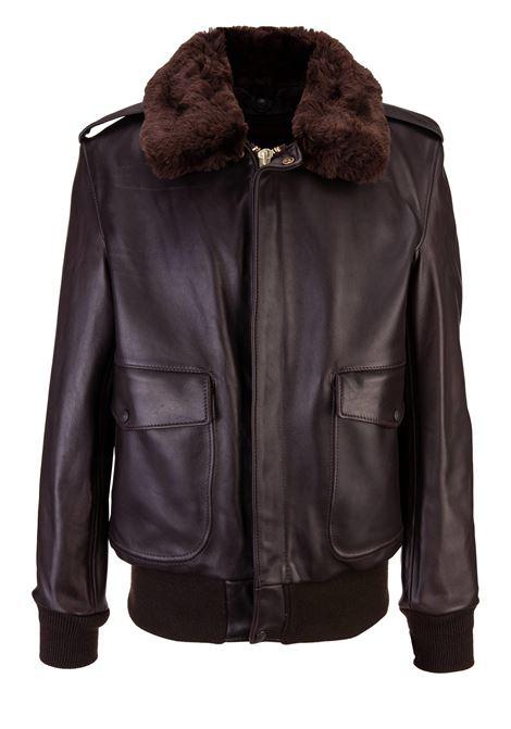 Schott N.Y.C. jacket Schott N.Y.C. | 13 | 184SMBROWN