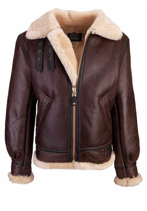 Schott N.Y.C. jacket Schott N.Y.C. | 13 | 257SBROWN
