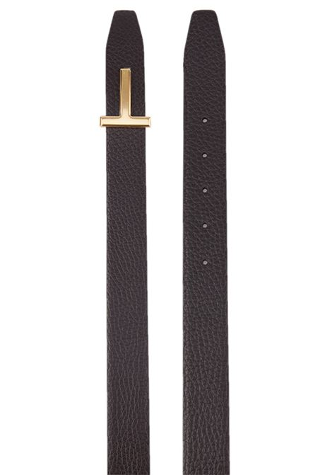 Tom Ford belt Tom Ford | 1218053011 | TB224TCL8DBK