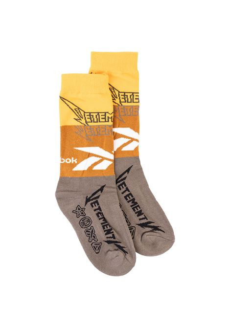 Vetements socks Vetements | -1289250398 | UAH19AC314BROWNOR