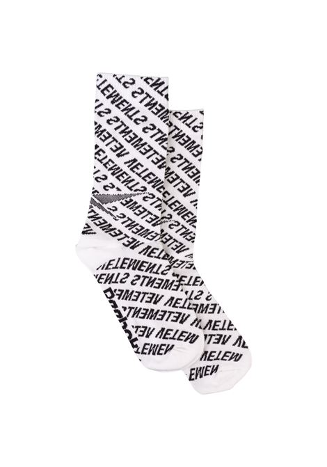 Vetements socks Vetements | -1289250398 | UAH19AC315WHITE
