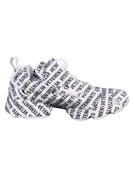 Vetements sneakers Vetements | 1718629338 | UAH19RE2WHITEBLAC
